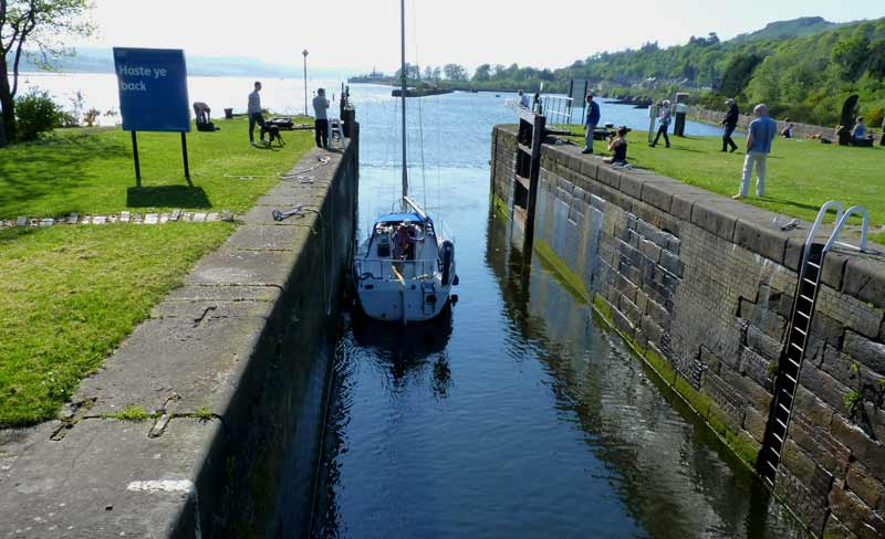 Bowling – Forth Clyde Canal